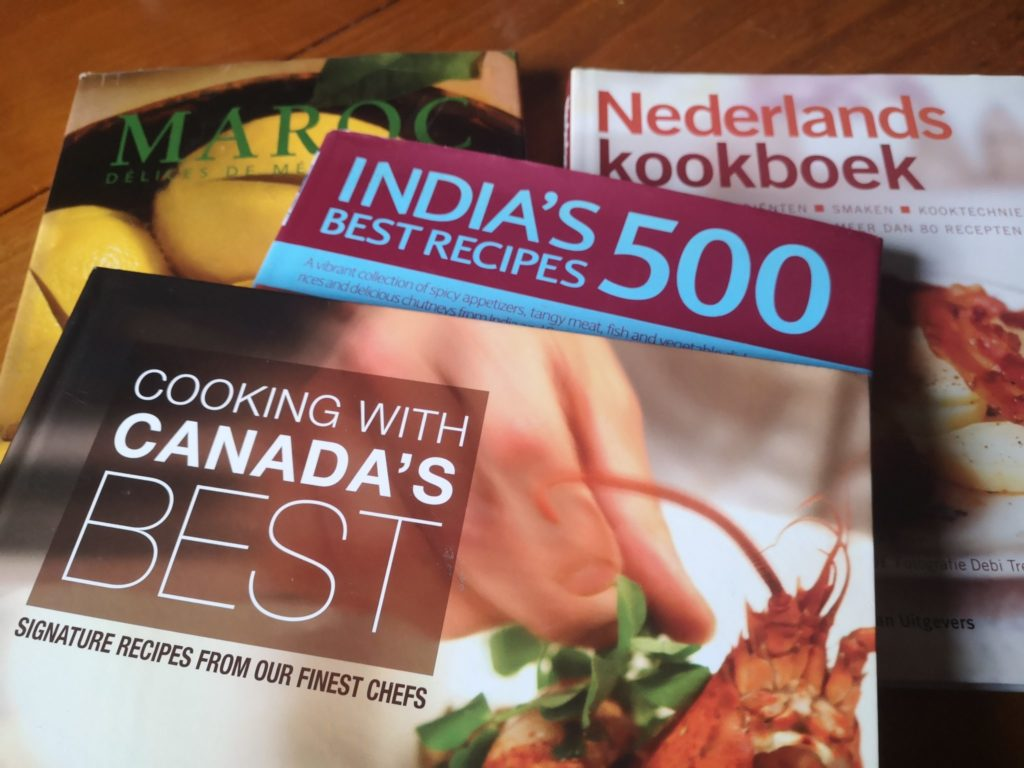 international cooking books