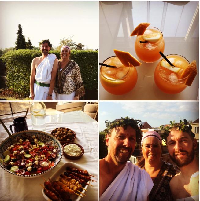 Een Griekse avond