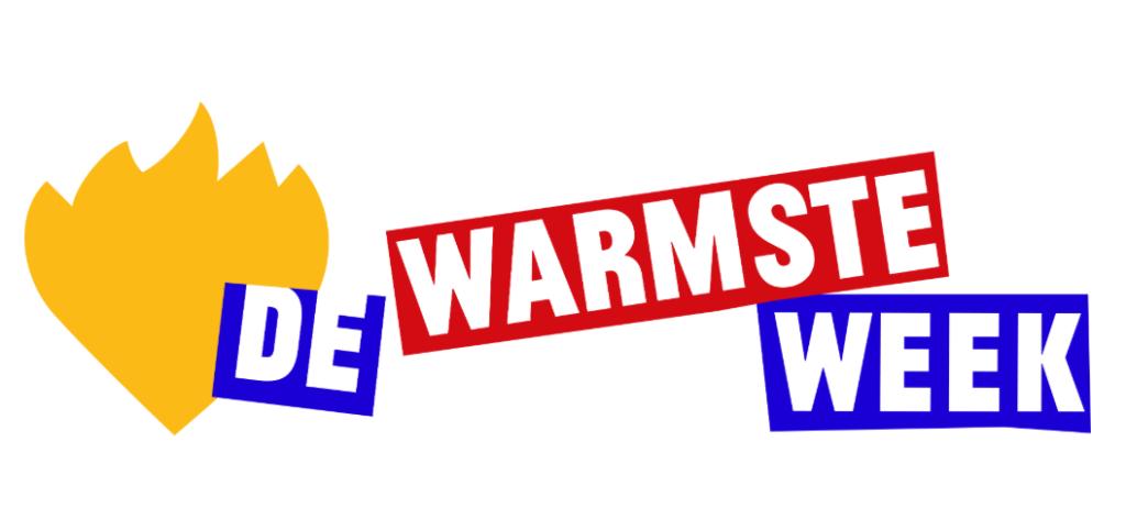 logo van De Warmste Week